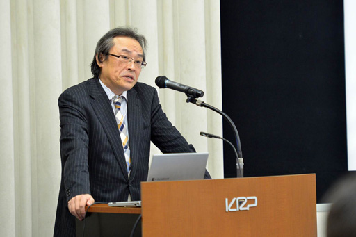 Opening Remark by Conference Chair Tetsuo Sawaragi