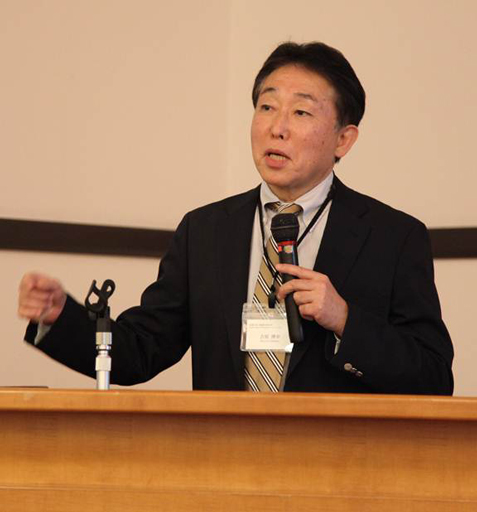 Professor Hiroyuki Yoshihara