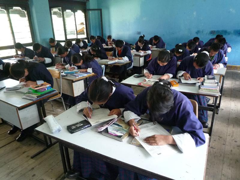 ブータンの中学校における批判的思考の比較文化調査Cross cultural study of critical thinking at middle school in Buhtan