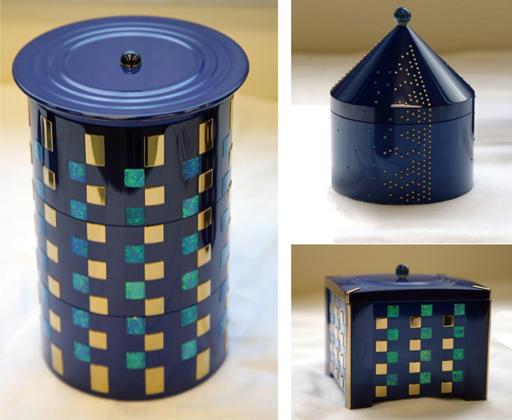 玉磁の小箱(酸化アルミニウムによる磁器)